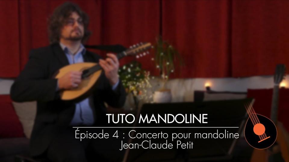 Tuto mandoline #4