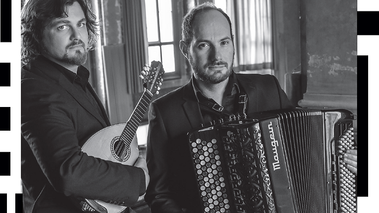 CINÉSONANCE - Duo mandoline & accordéon