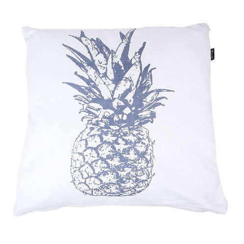 kussen Ananas faded Blue ( in the Mood)