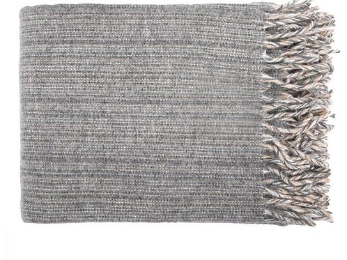 Klippan Plaid Bjork Grey 130x200