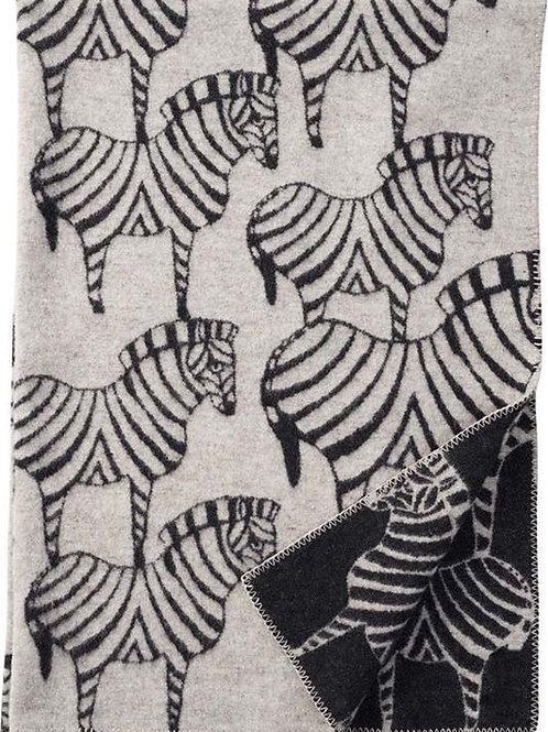 Klippan Plaid Zebra 180x130cm