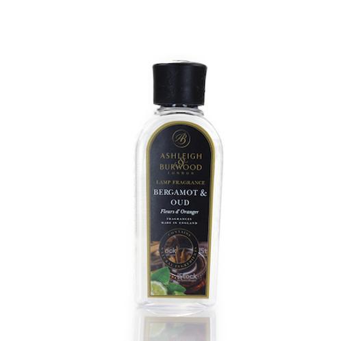Bergamot & Oud 500 ml lamp oil