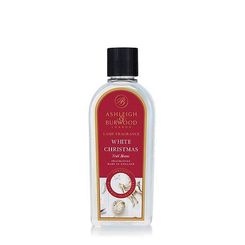White Christmas 500 ml lamp oil