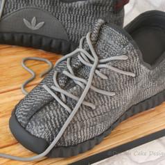 'YEEZERS' ~ edible designer leisure footwear