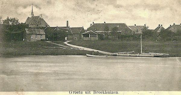 Veer Broekhuizen vanuit Arcen 10 aug 190