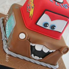 'ELLIOT' ~ 'CARS' THEMED CAKE