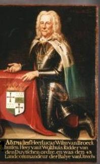 Lucas Willem van Broeckhuysen landscomma