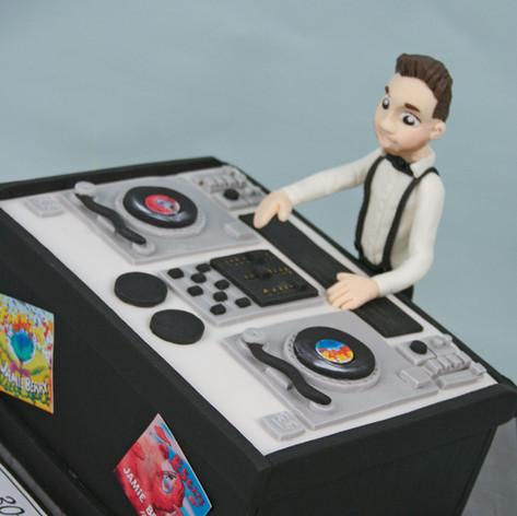 'JAMIE' ~ DJ DECK