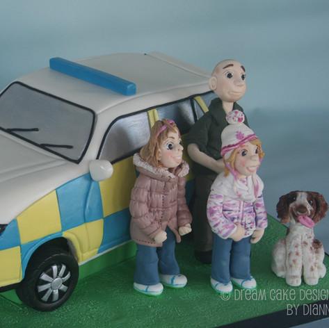 'MATT' ~ BMW X5 TRAFFIC CAR & FAMILY GROUP