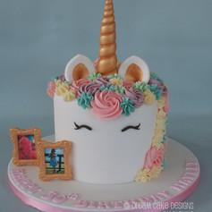 'HAYLEY' ~ UNICORN CAKE