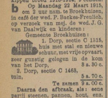 20-3-1915 Daalwijck huis verkoop.jpg