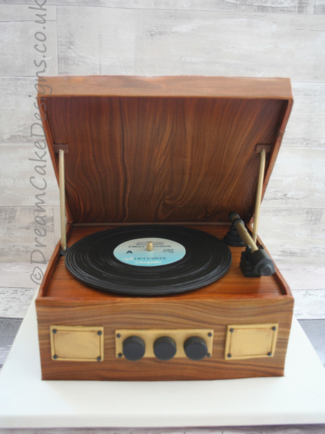 'EMILY' ~ realistic vintage record player complete with personalised vinylY & CHRIS 8800 - Copy.jpg