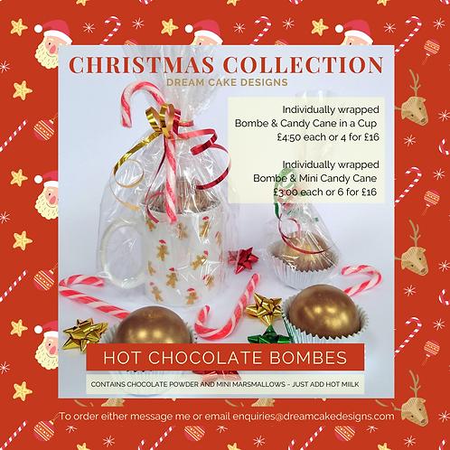 // HOT CHOCOLATE BOMBES! //