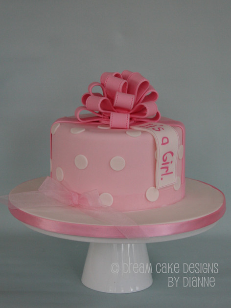 IT'S A GIRL ~ BABY SHOWER