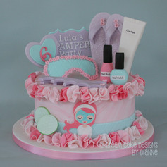 'LULA' ~ PAMPER / SPA PARTY complete with edible accessories
