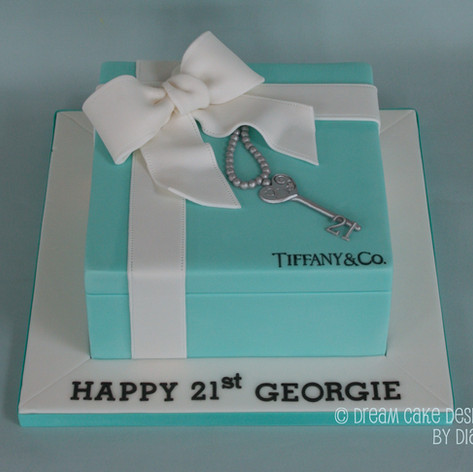 'GEORGIE' ~ gift box design