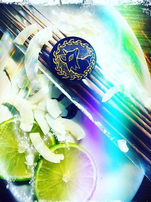 Starry Incense Sticks - Midnight Margarita - Practical Magick inspired
