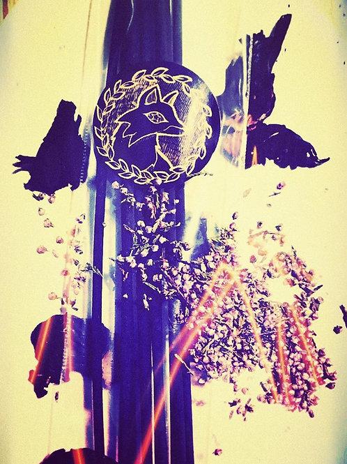 Starry Incense Sticks - Dark Goddess Lilith