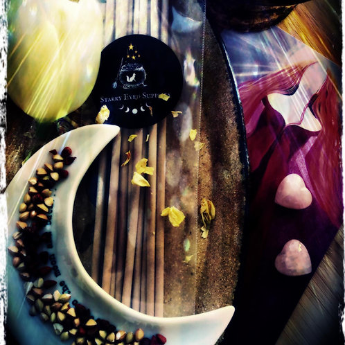 Starry Incense Sticks - Temple of Goddess Rhiannon