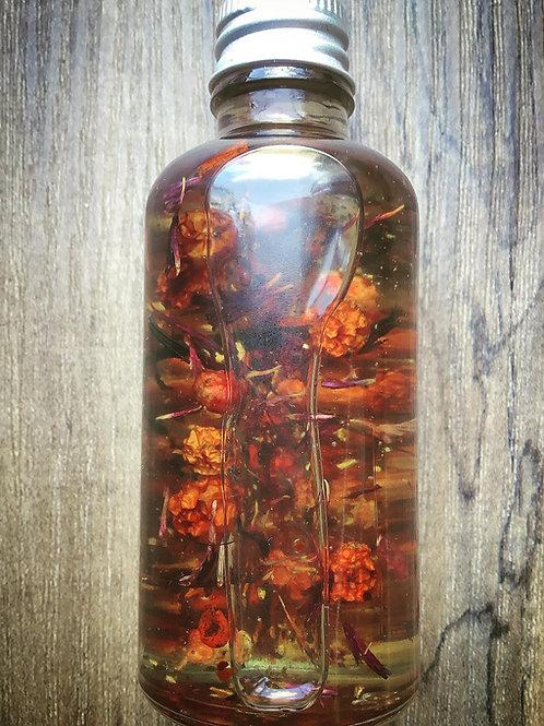 For the Raven Queen ~ Goddess Morrigan ~ Spell Oil