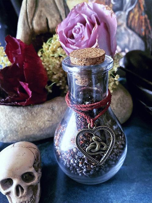 Dark Goddess Lilith - Black Spell Salt