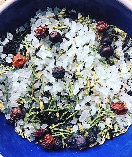Baba Yaga Forest Spirit Bathing Salts