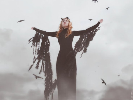 Pagan Poetry - Freeing the Witch