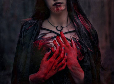 The Anger of The Morrigan