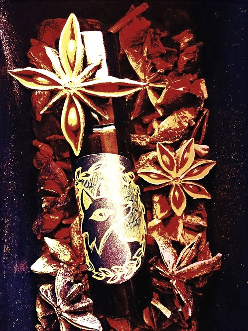 Goddess Kali Anointing Spell Oil