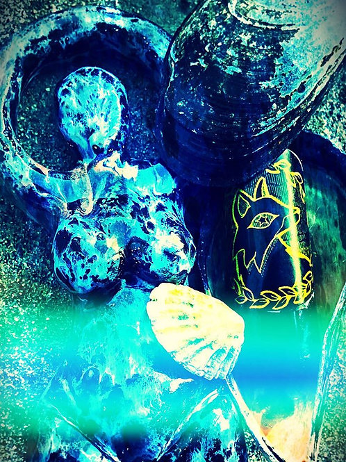 Celtic Goddess Domnu - Mother of the Sea - Anointing Spell Oil