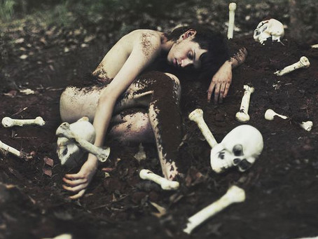 Bare bones of Winter Witchcraft