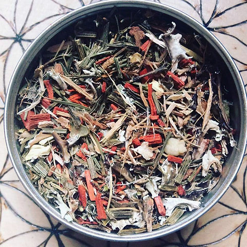 Starry Temple Incense - The Temple of Celtic Goddess Macha