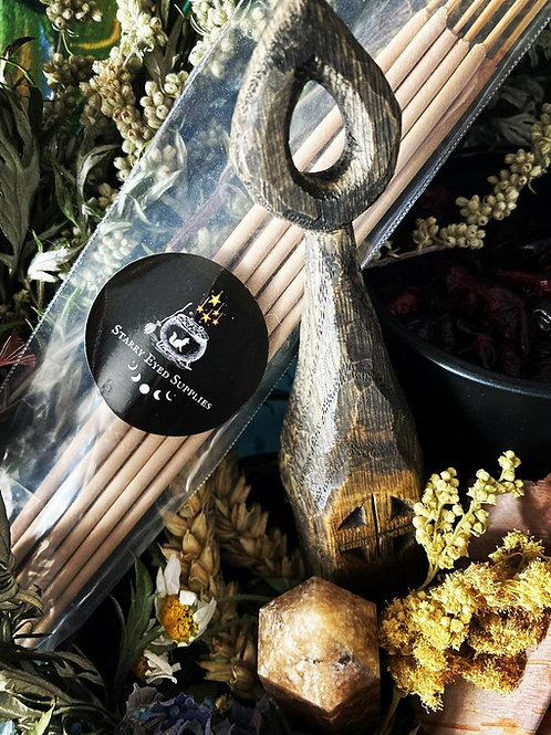 Starry Incense Sticks - The Temple of the Nordic Goddess Freya