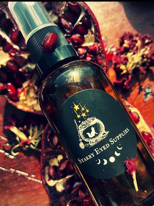 Starry Witch Spritz Spray - Dark Offering of the Death Gods
