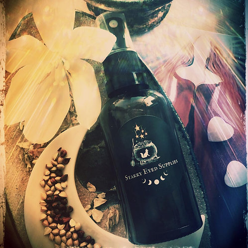 Starry Witch Spritz Spray - Temple of the Goddess Rhiannon
