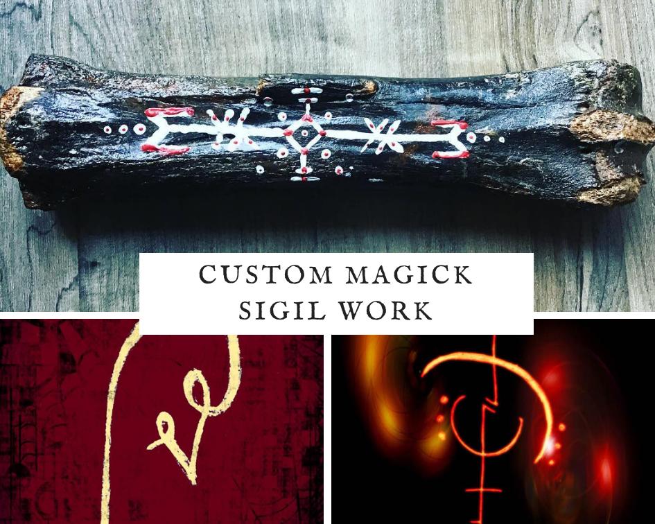 Custom Magick Sigil Work