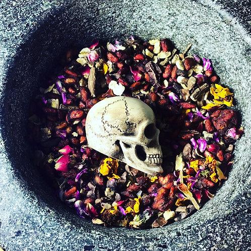 Persephones' Garden of Souls - Offering Powder