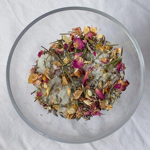 Goddess Herbal Blessing Salt