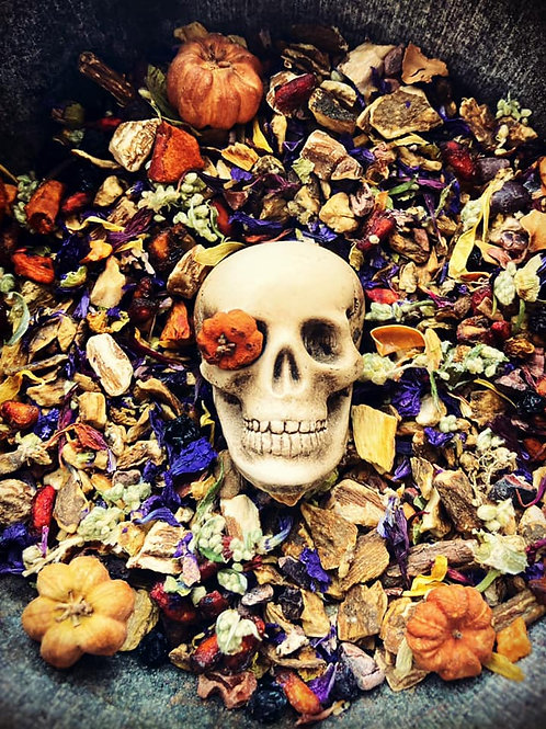 Spirit Offering Powder - Night of the Dead - Samhain