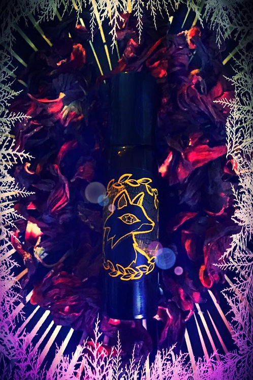 Seelie Court by Midnight - Anointing Spell Oil
