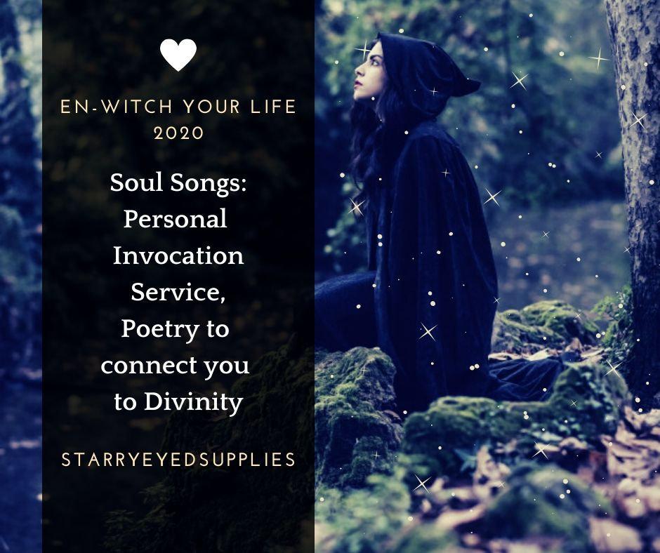 Soul Songs: God/dess Invocation (Basic)