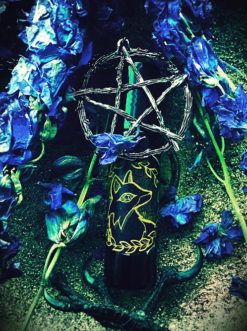 Morgana Le Fay - Anointing Spell Oil - Sorceress of Avalon