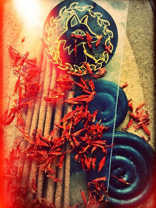 Starry Incense Sticks - Goddess Brigid - Sacred Flame Keeper
