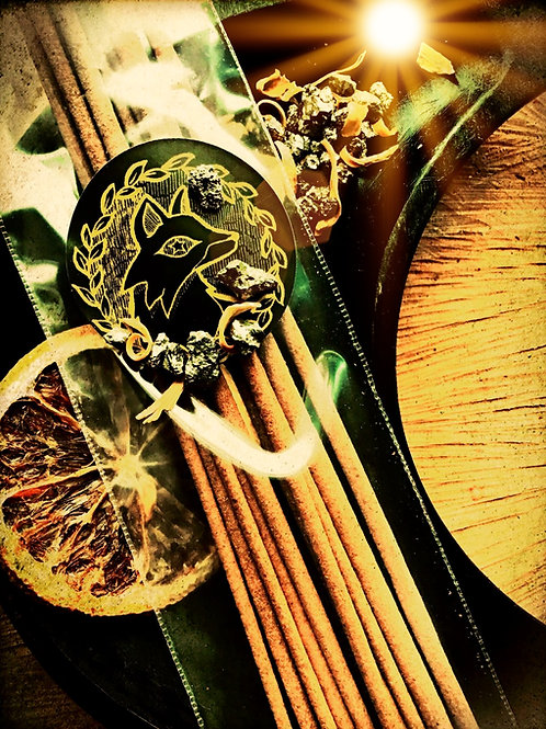 Starry Incense Sticks - Money Magick - Luck of the Blood