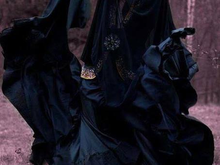 Pagan poetry - Dance of the Goddess Morrigan