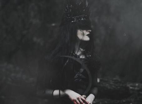 Pagan Poetry - Morriganic War Cry