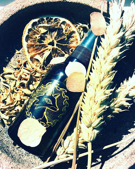 Starry Aura Spell Spritz Spray - Avalon by Sunrise