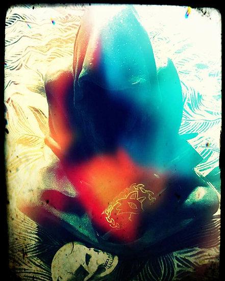 Nordic Death Goddess Hel Anointing Spell Oil