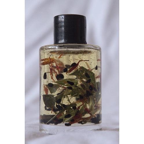 Ogham Spell Oil - Tinne Holly
