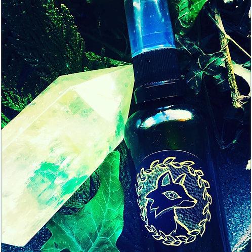 Starry Aura Spell Spritz Spray - Temple of Genius Loci - The Spirit of a Place.